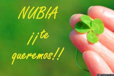 ¡¡HAGAMOS CRECER EL CÍRCULO DE PROTECCIÓN POR NUBIA Y CORAZÓN!! Captionit0132559925D37
